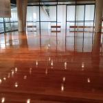Resina para piso de madeira